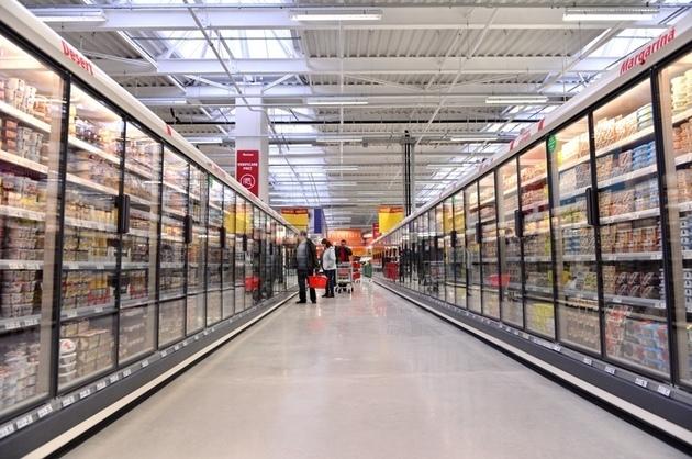 Supermarket - getty