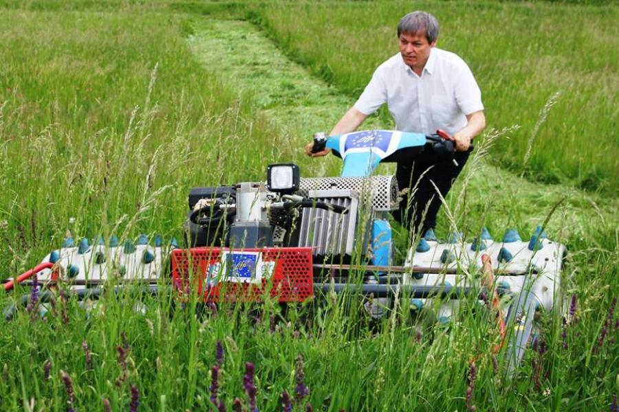 Dacian Cioloș, fost comisar european pentru Agricultură, noul premier desemnat al României