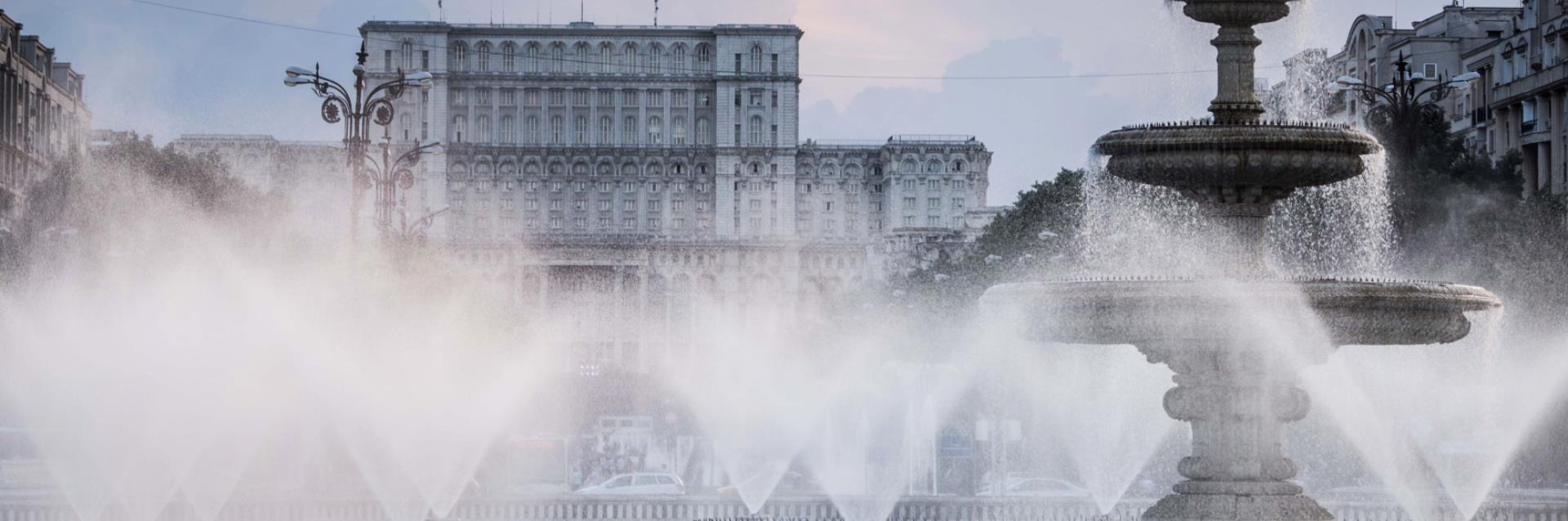 Clădirea Parlamentului