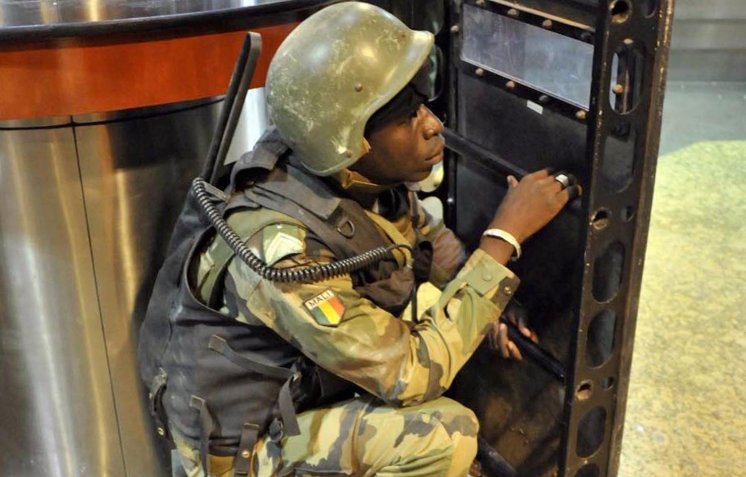 Luare de ostatici în Mali