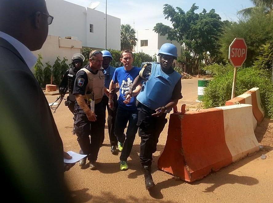 Evacuare ostatici Mali