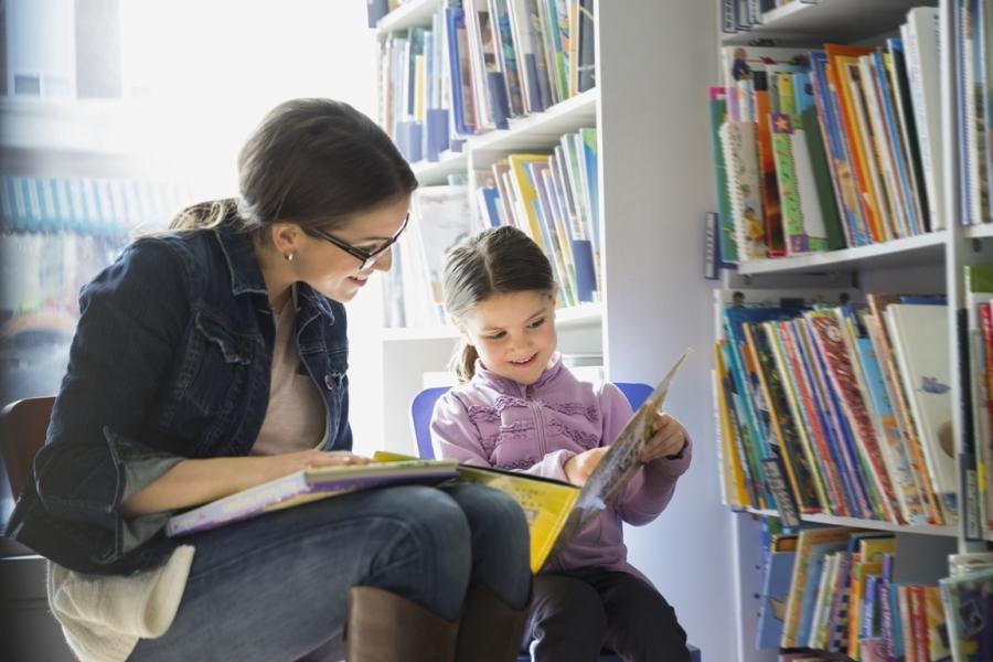 Lectura în școli