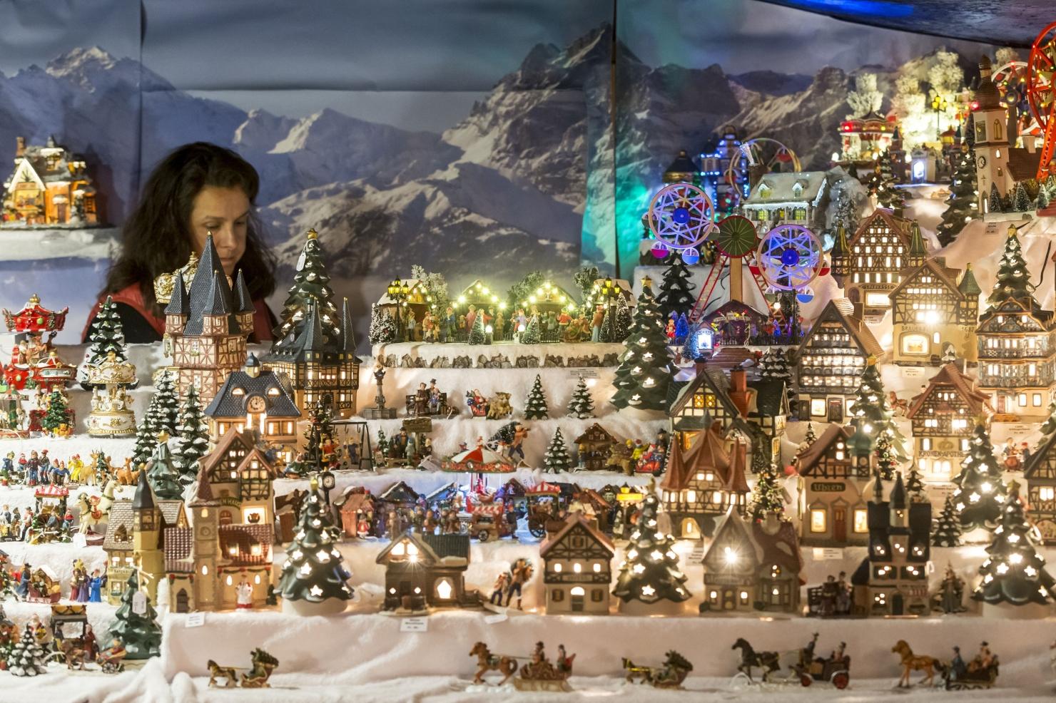Târg de Crăciun în Elveția