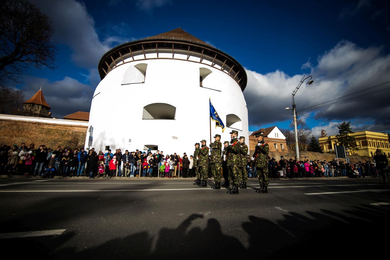 Sibiu, 1 decembrie
