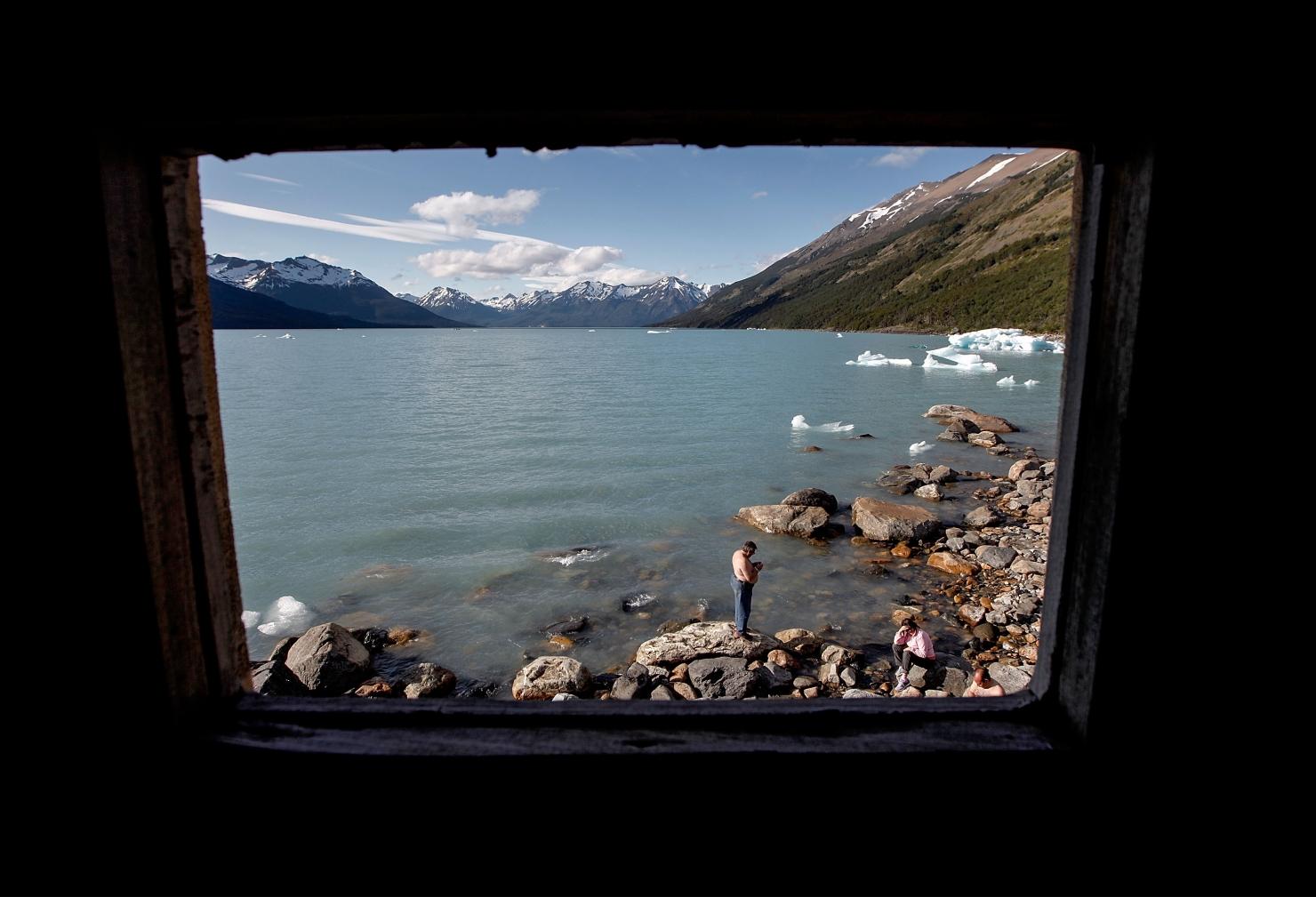 Viața în apropierea ghețarilor