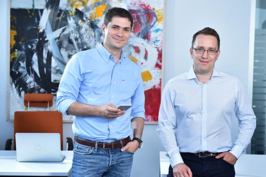 Ioan Iacob și Radu Constantinescu