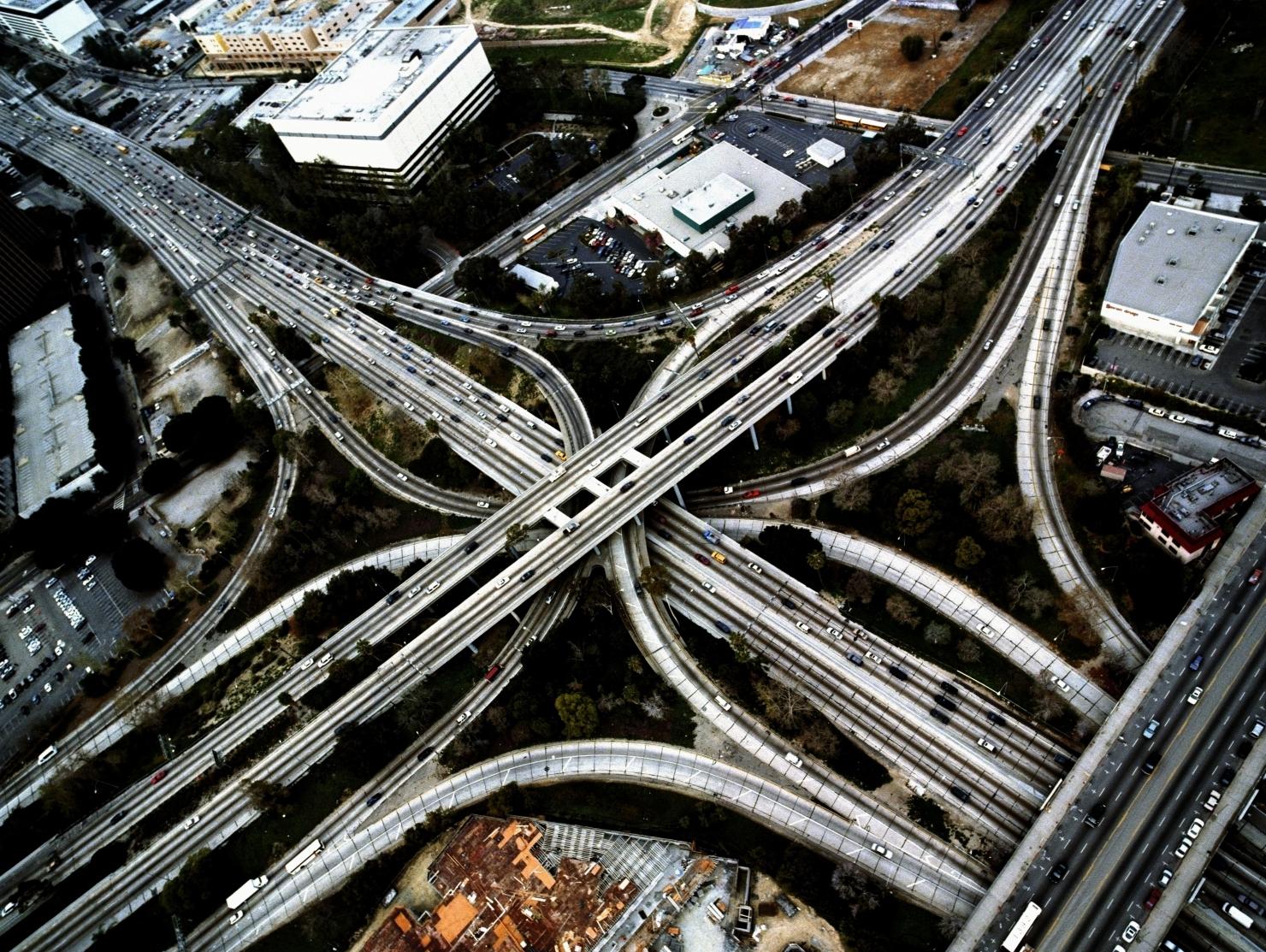 Autostrăzi în California, USA