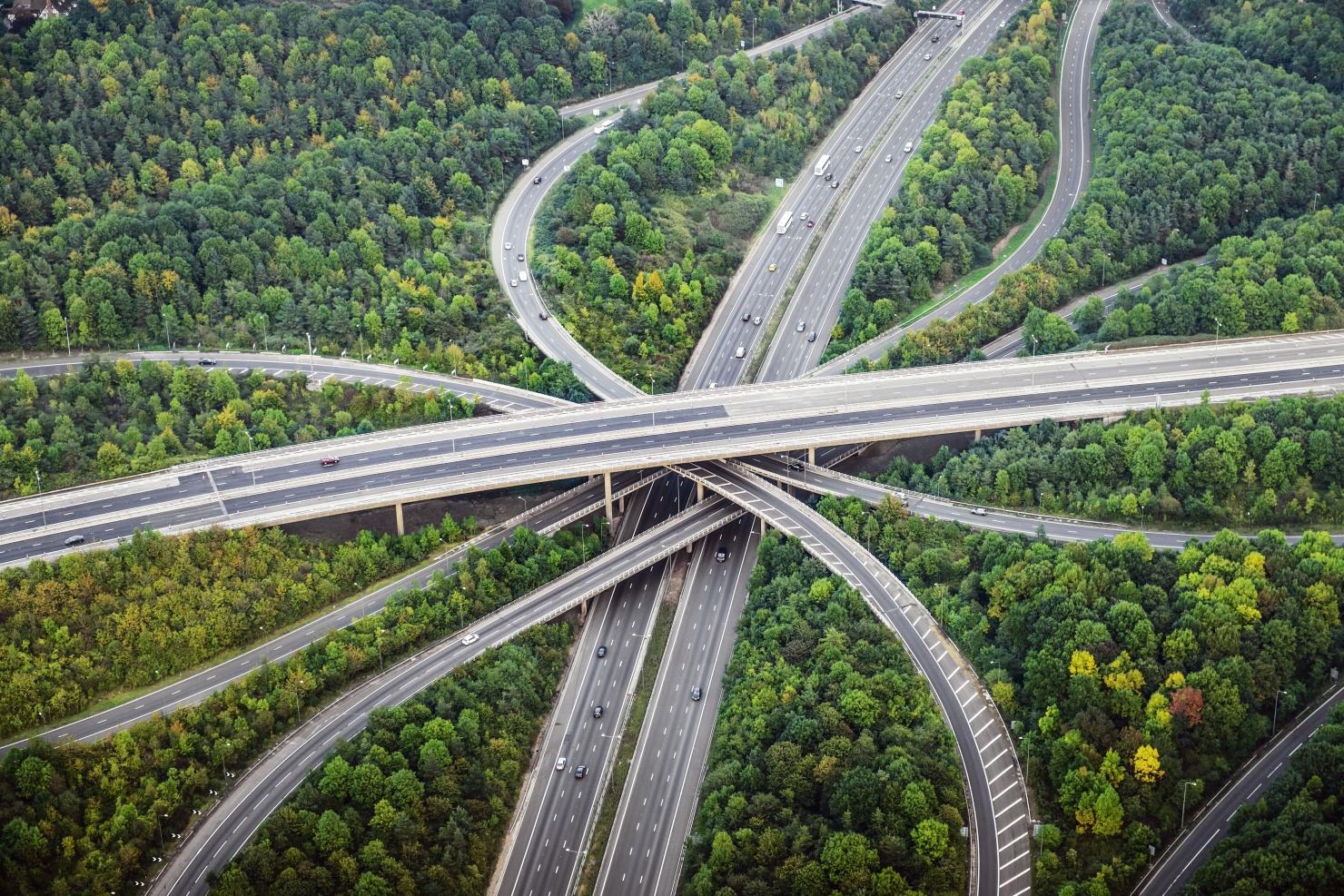 Autostrăzi în Marea Britanie
