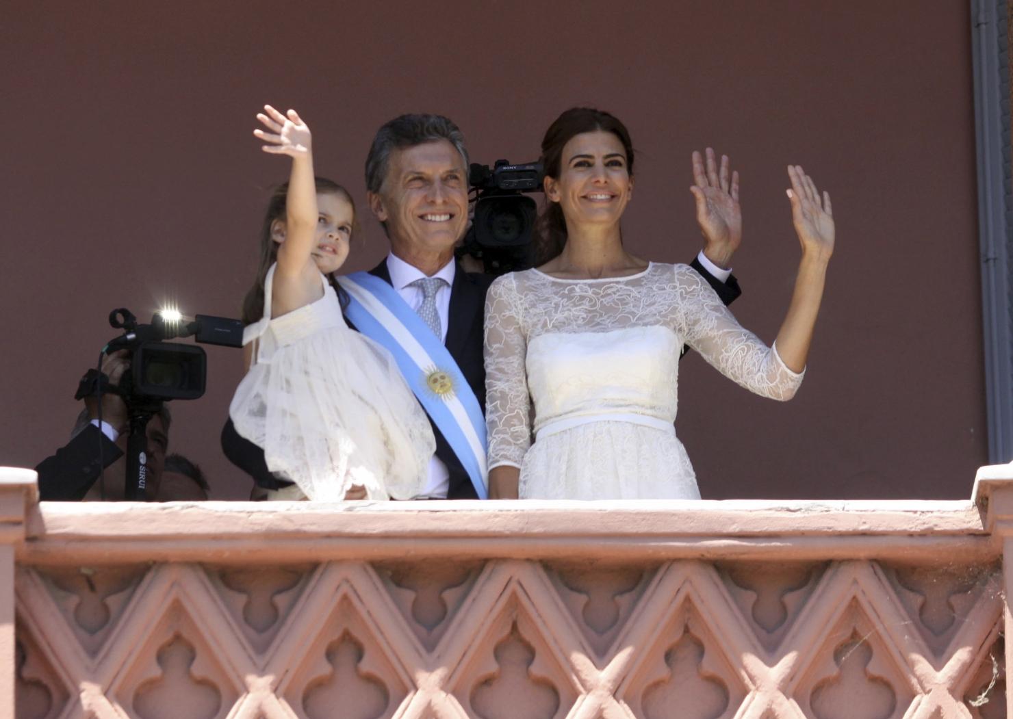 Noul președinte Argentina