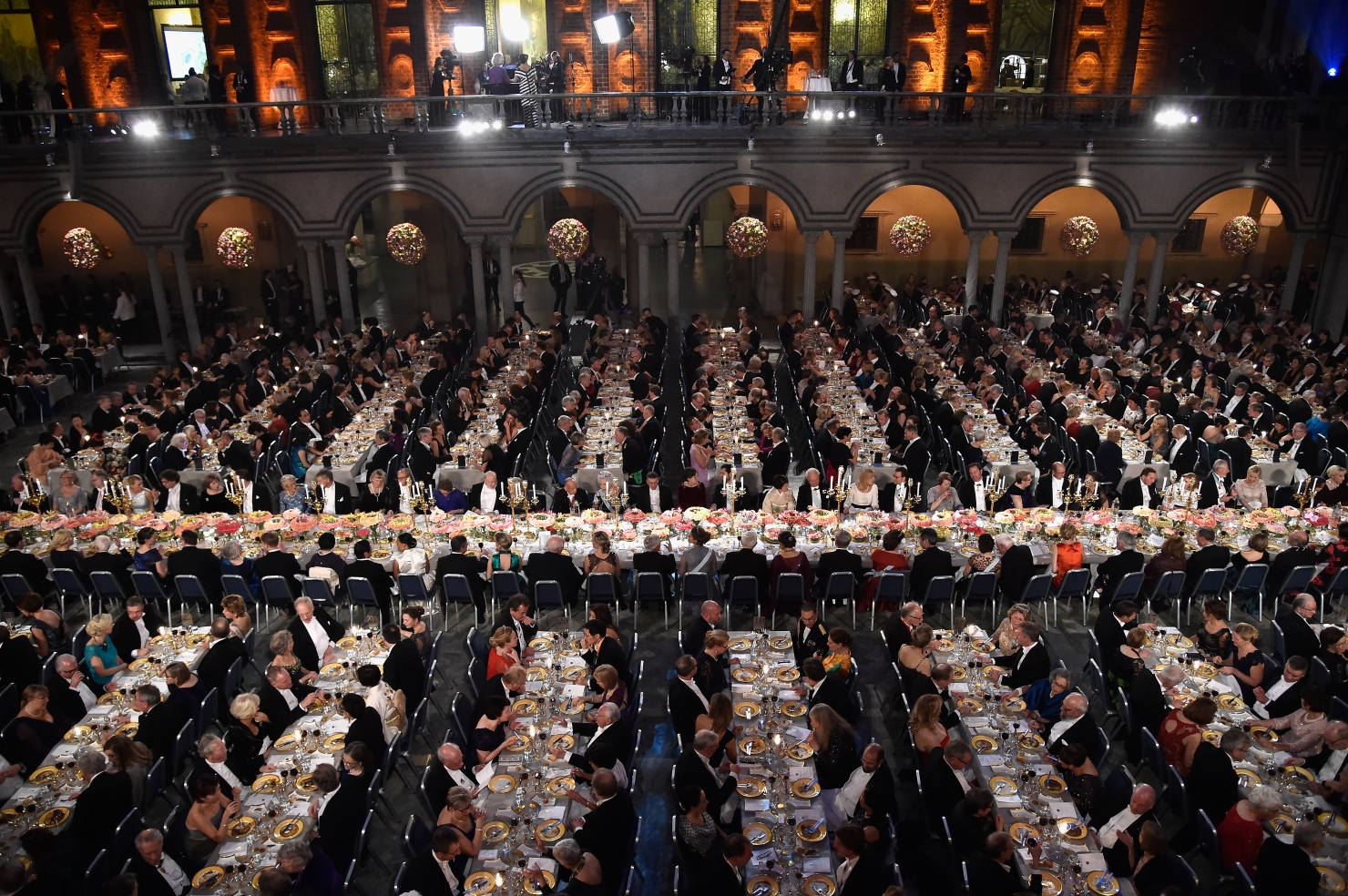 Banchetul Premiilor Nobel 2015