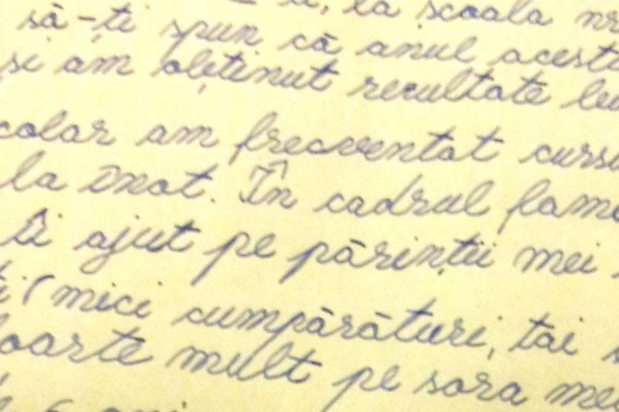 scrisoare Craciun