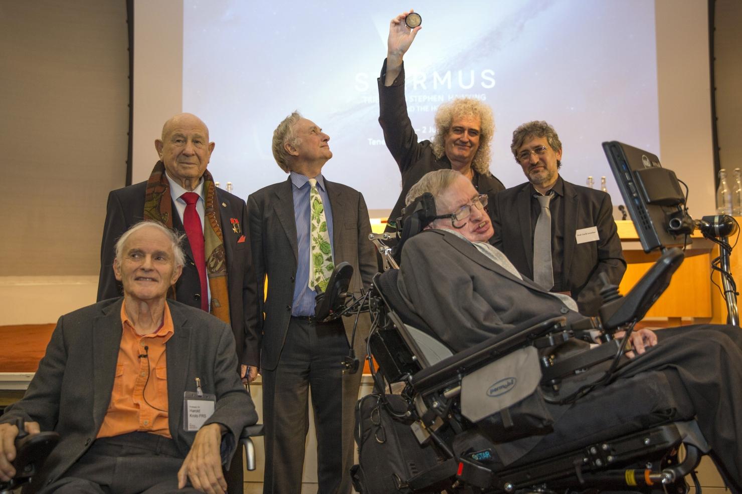 Stephwen Hawking