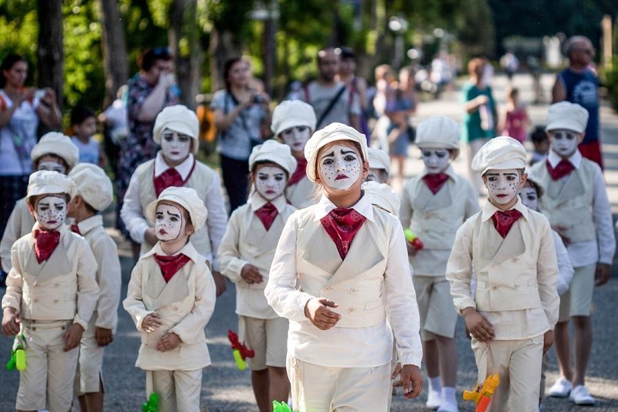Copii actori