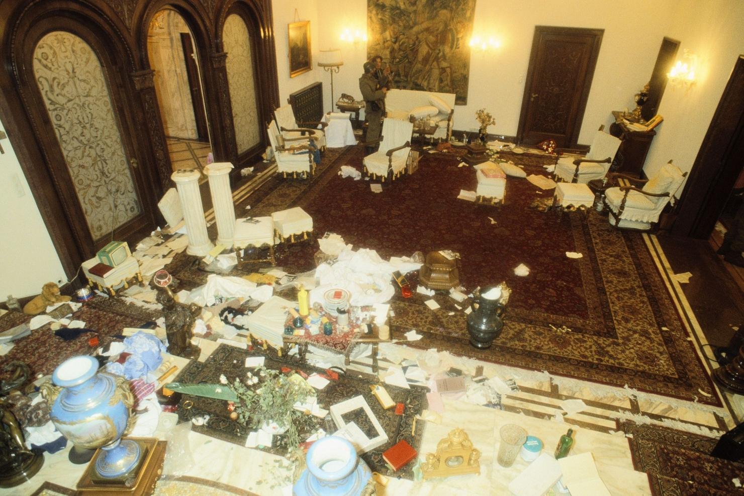 apartamentul lui Ceausescu