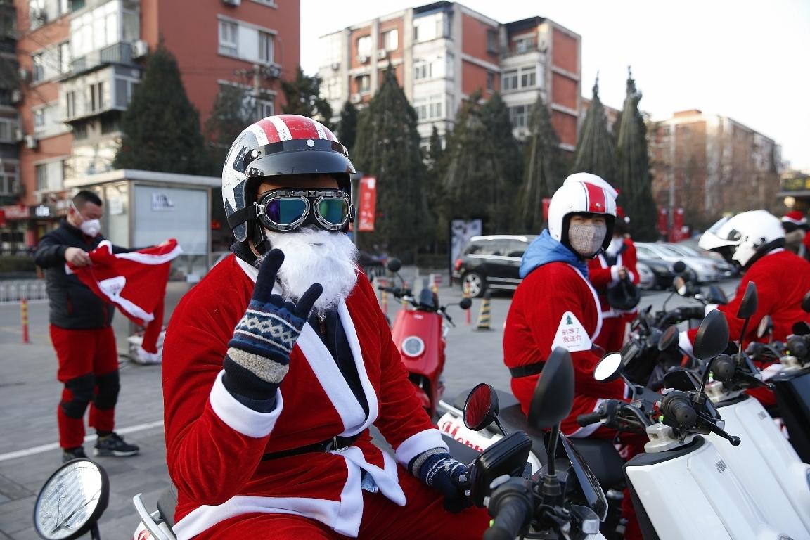 Crăciunul în China