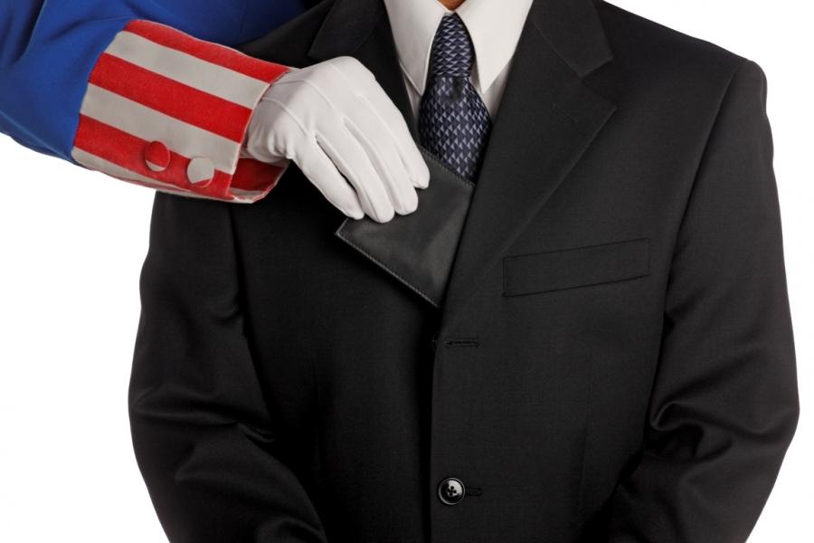 Sistemul de taxe în SUA