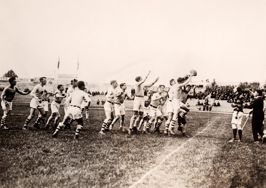 Echipa olimpică de rugby a României
