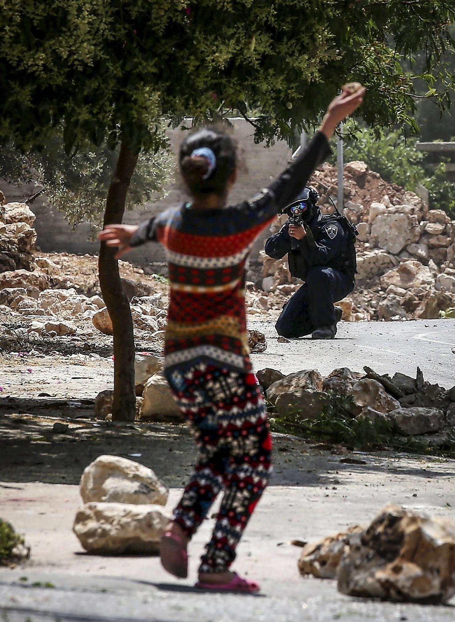 Soldat israelian