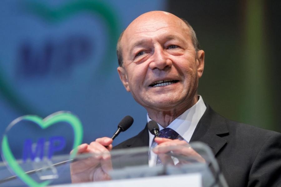 Traian Băsescu-