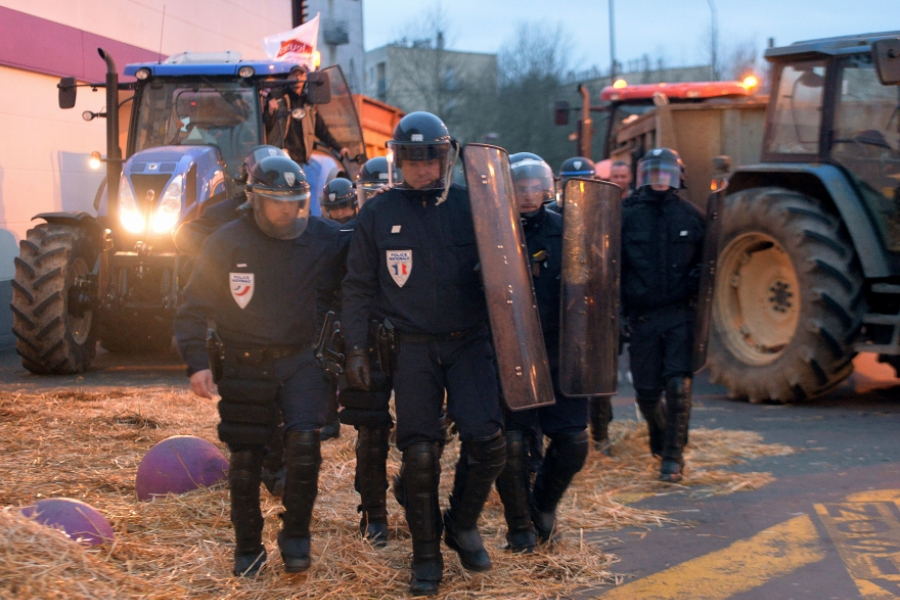 proteste Franța