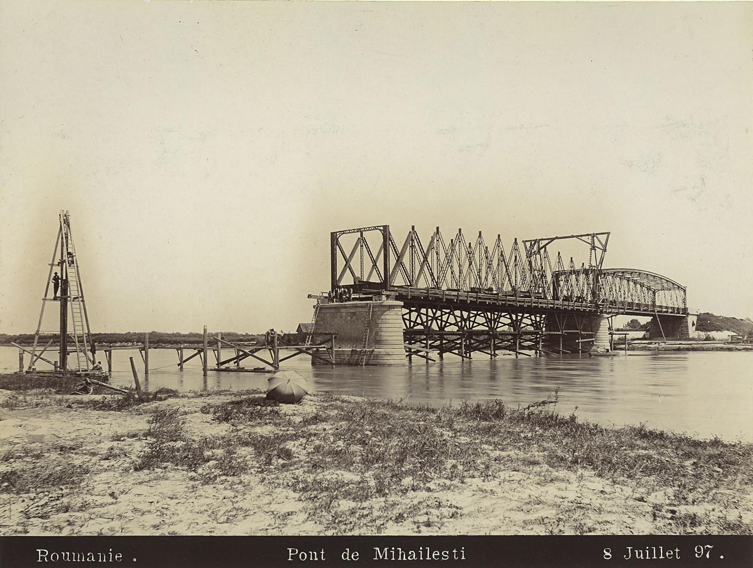 1897 Pod Feroviar