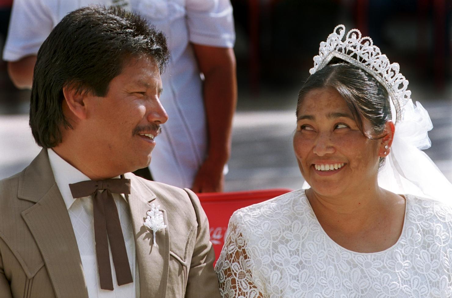 Nuntă în Mexic