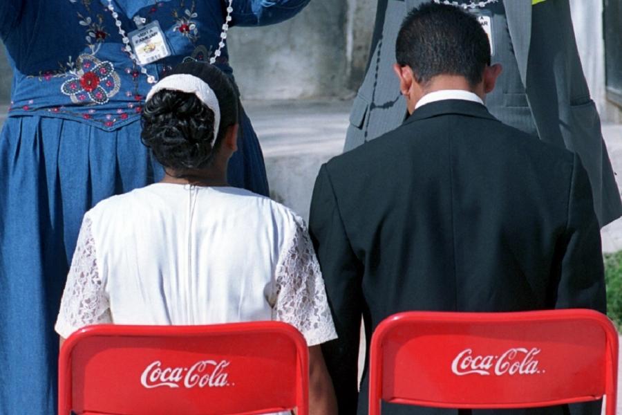 Nuntă în închisoare