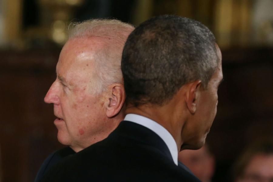 Obama și Biden