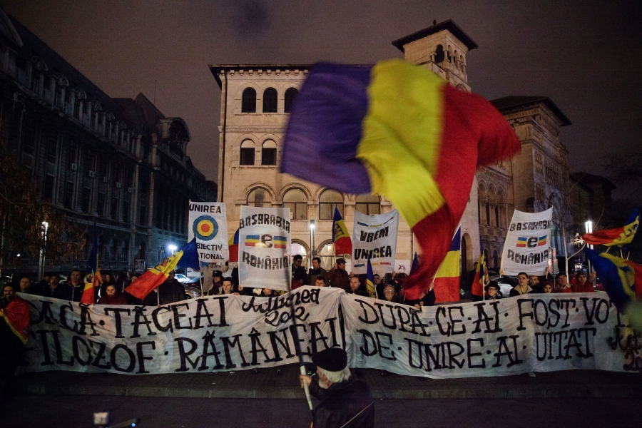 proteste anti Iohannis
