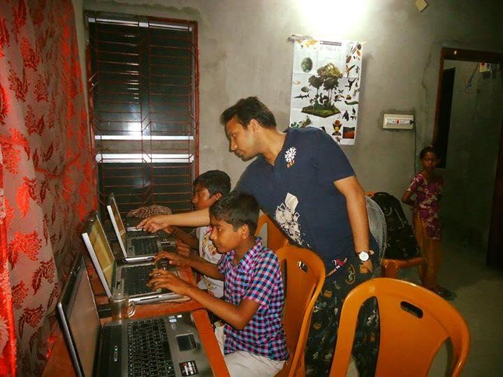 Biblioteca din Bangladesh