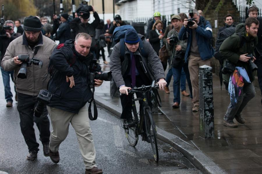 Primarul Londrei, Boris Johnson