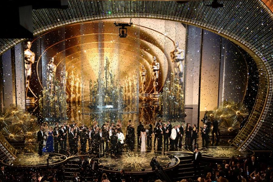 Oscar scena