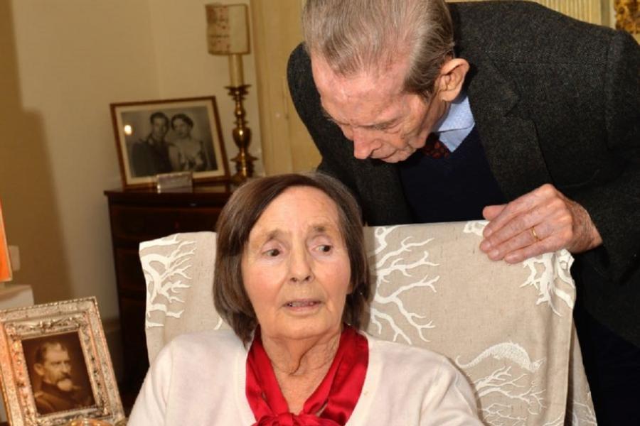 Regele Mihai și Regina Ana. Ultimele imagini puse la dispoziție de Casa Regală