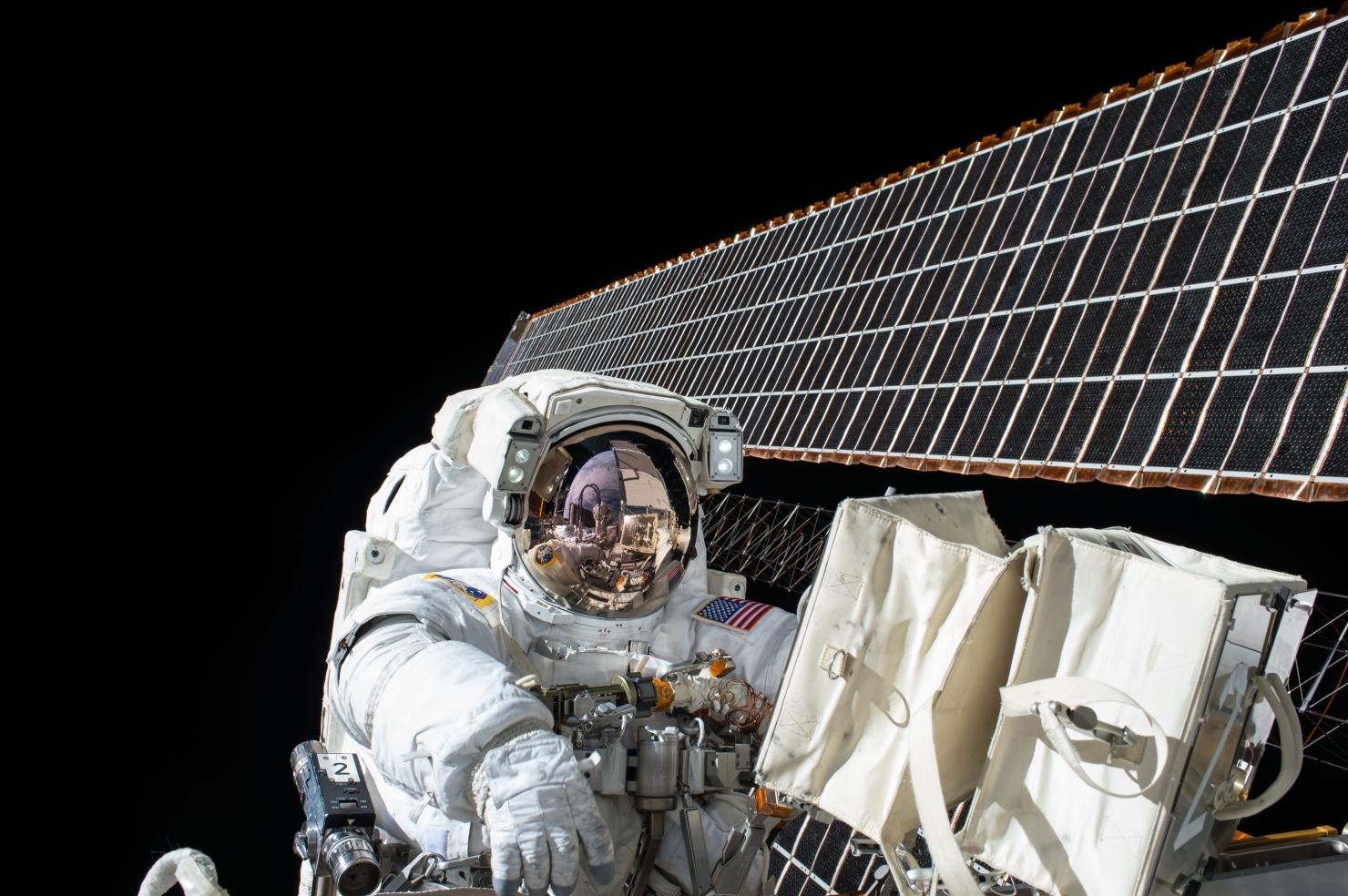 Scott Kelly - Mers în spațiu