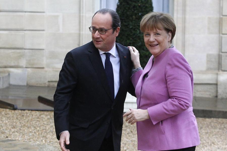 Merkel și Hollande