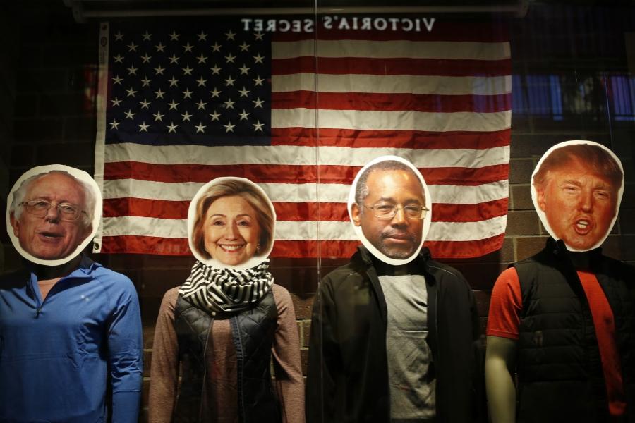 Alegeri în SUA