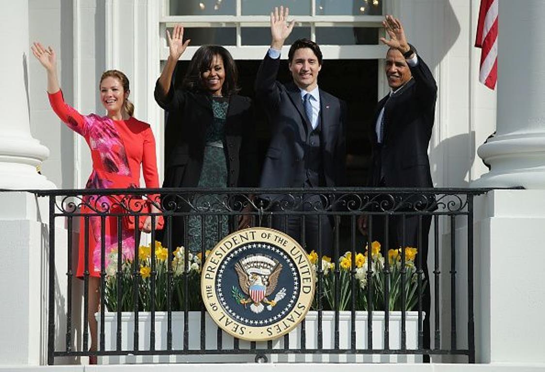 Obama si Trudeau