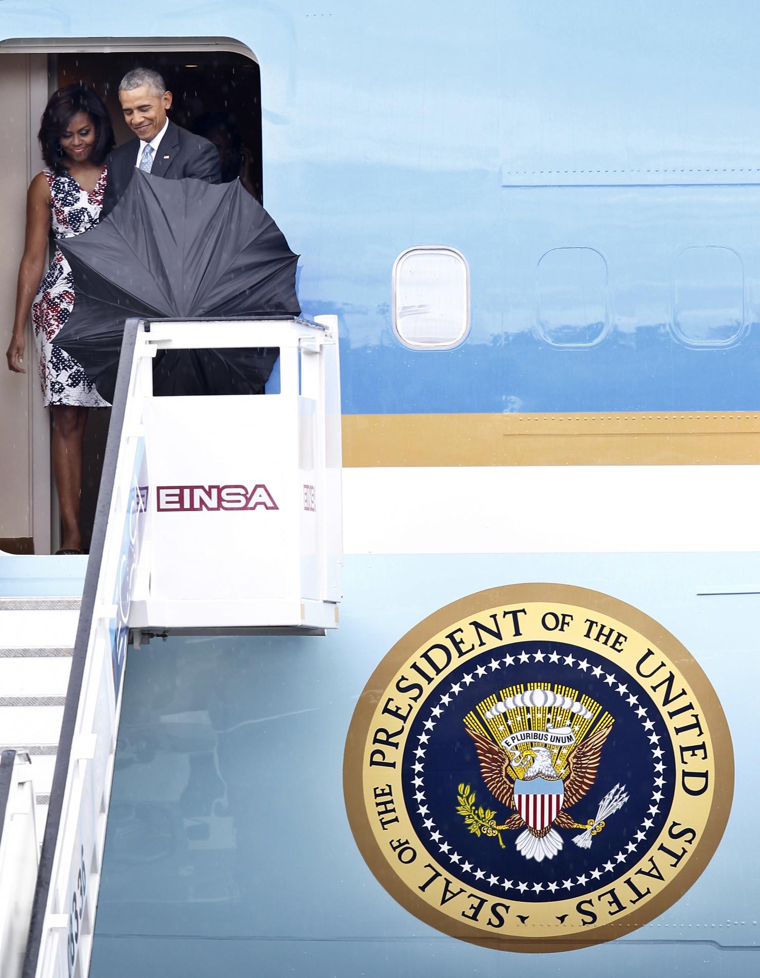 Michelle și Barack Obama