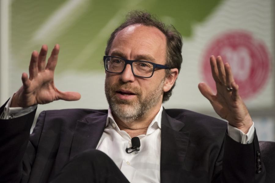 Jimmy Wales în România