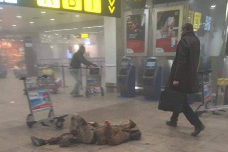 După atentatele de la Bruxelles