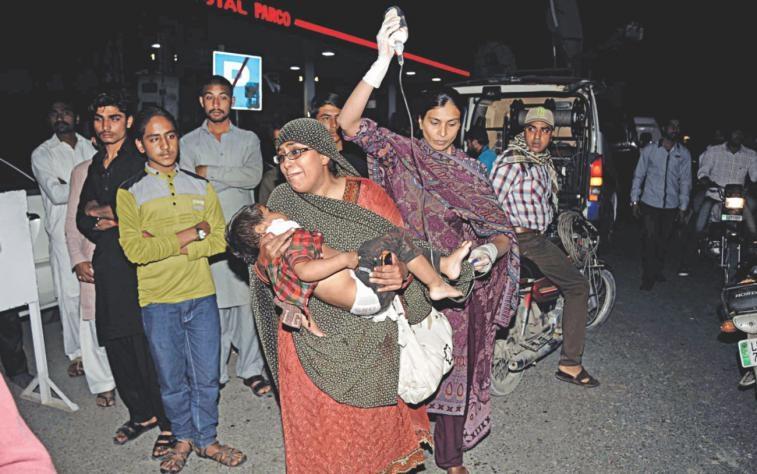Atac în Pakistan