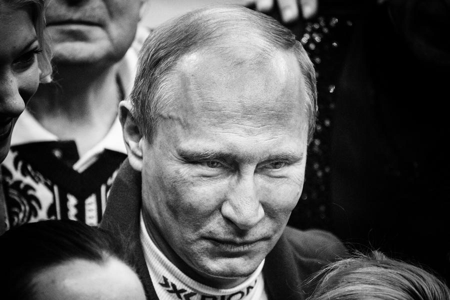 Putin la Sochi