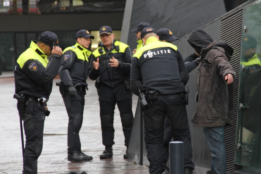 Polițiști olandezi