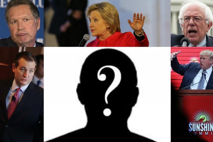 Candidați președinție SUA