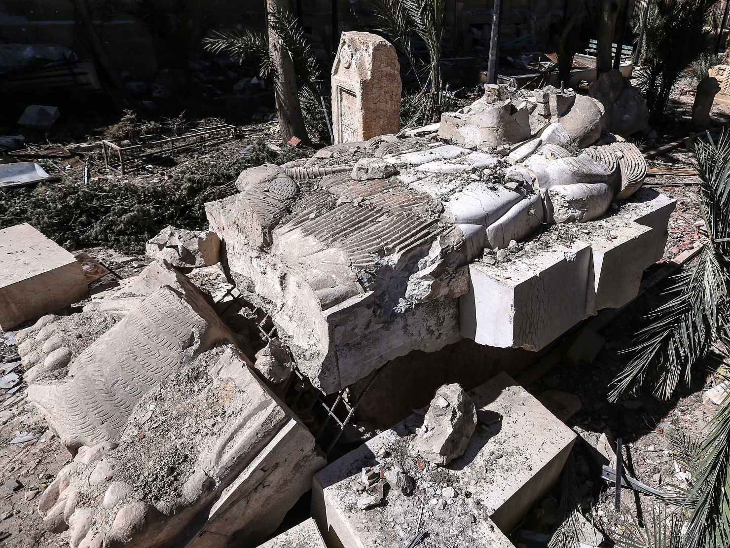 Muzeul Național din Palmyra