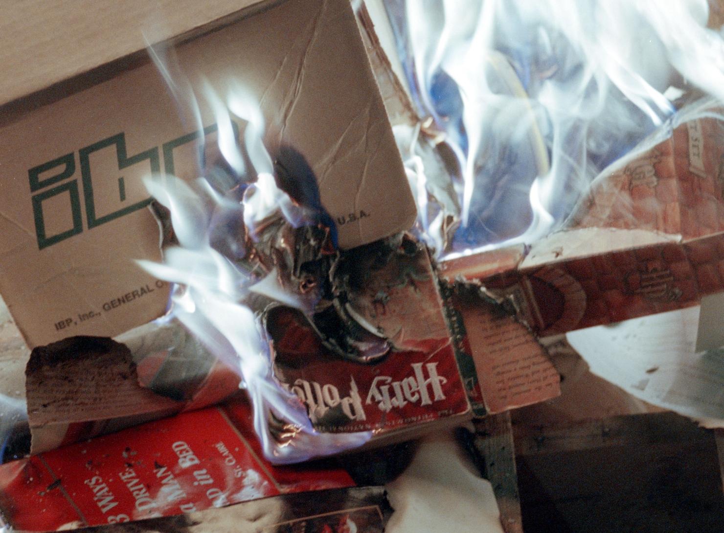 Exemplar ars din Harry Potter