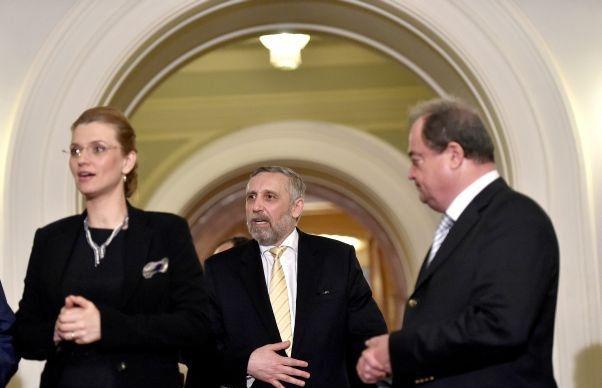 Marian Munteanu, Alina Gorghiu, Vasile Blaga