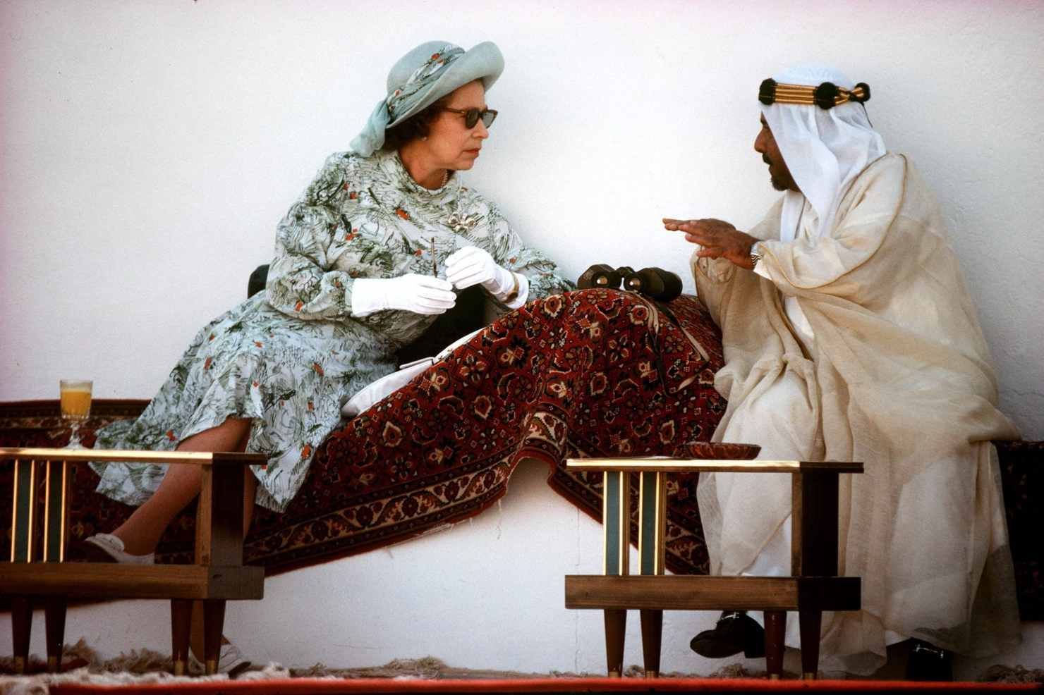 Regina Elisabeta a II-a, 1979