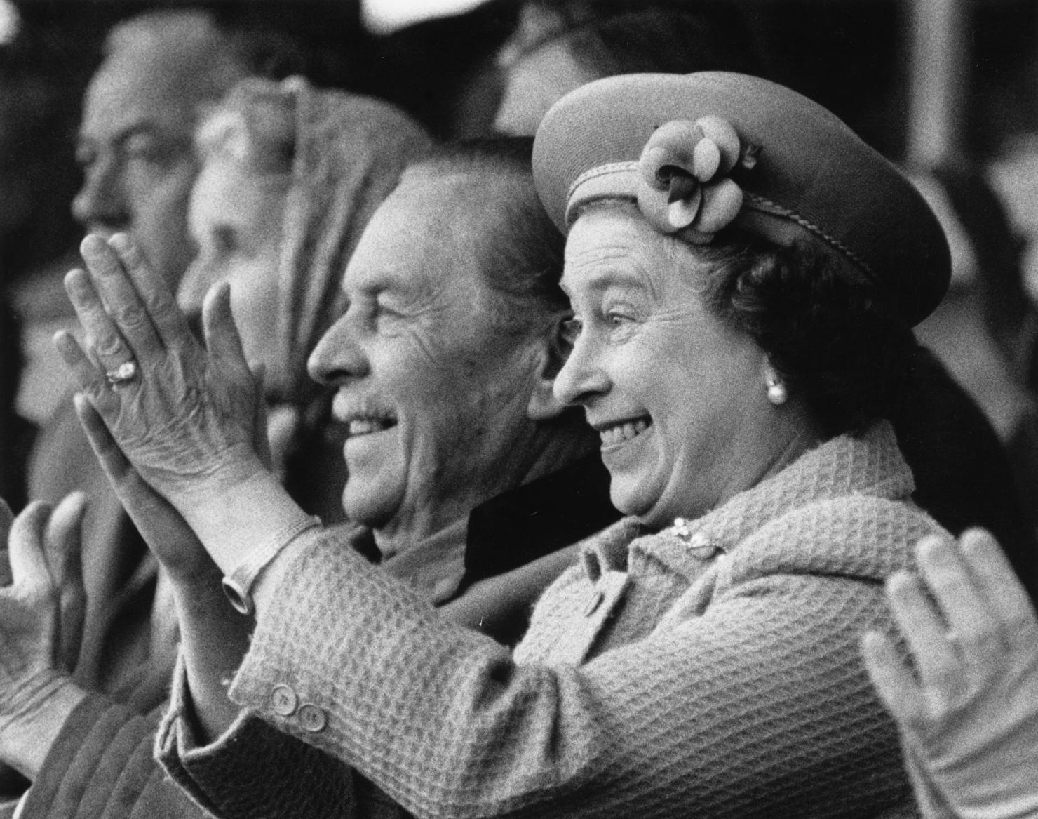 Regina Elisabeta a II-a, mai 1985