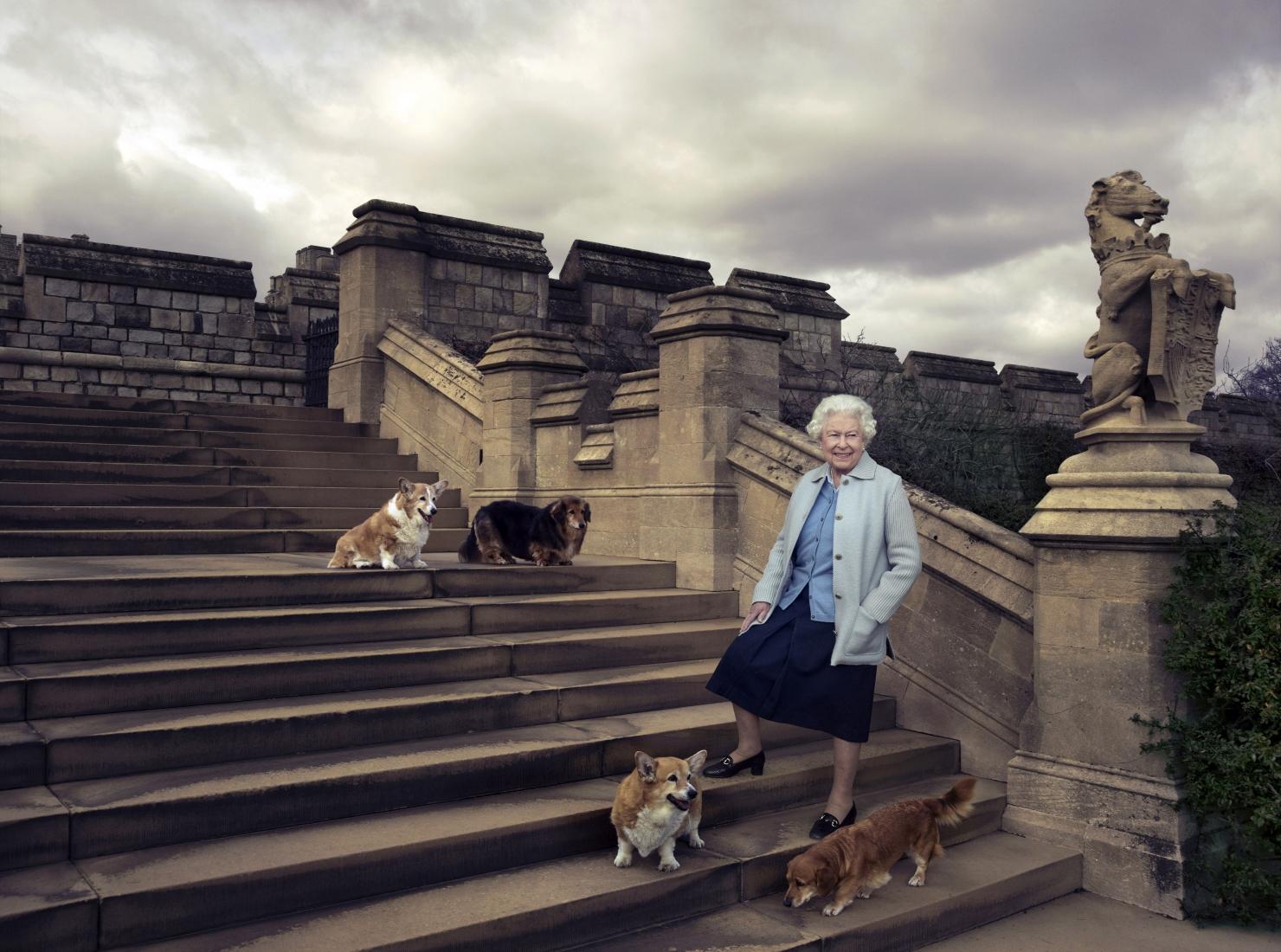 Regina Elisabeta a II-a, 2016